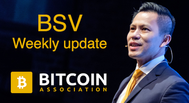 Bitcoin SV (BSV) Weekly – May 1st, 2019