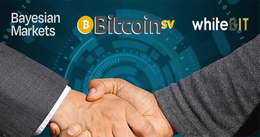 WhiteBIT-Exchange-&-Bayesian-Markets-collaborate-to-enhance-Bitcoin-SV-liquidity-