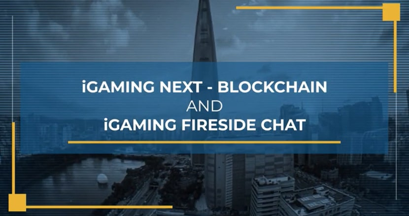 Intro of iGaming Next Fireside Chat