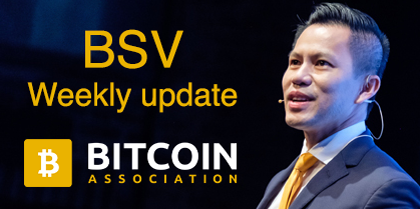 Bitcoin SV (BSV) Weekly – April 3rd, 2019