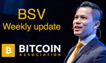 Bitcoin SV (BSV) Weekly – March 27th, 2019