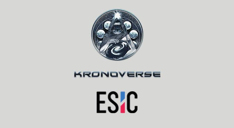 kronoverse-joins-esic-in-shared-goal-to-increase-the-integrity-of-the-esports-industry