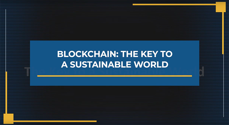 BlockChain-Sustainable