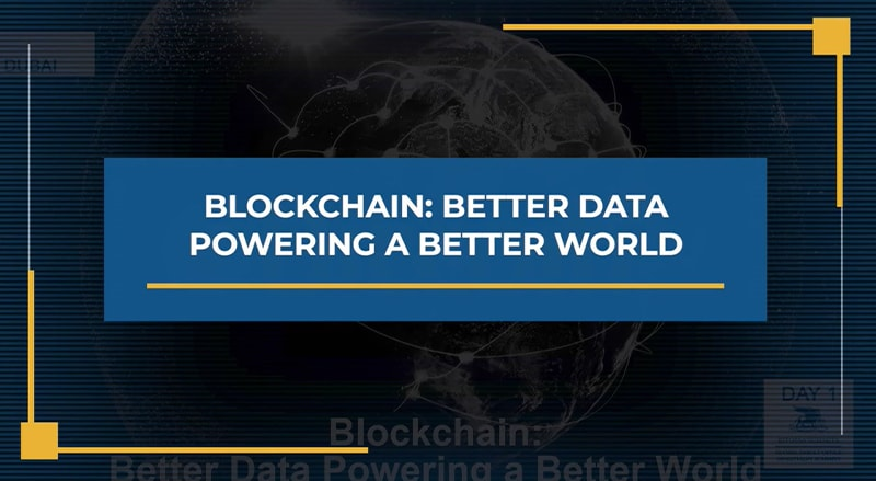 Blockchain: Better Data Power for a Better World