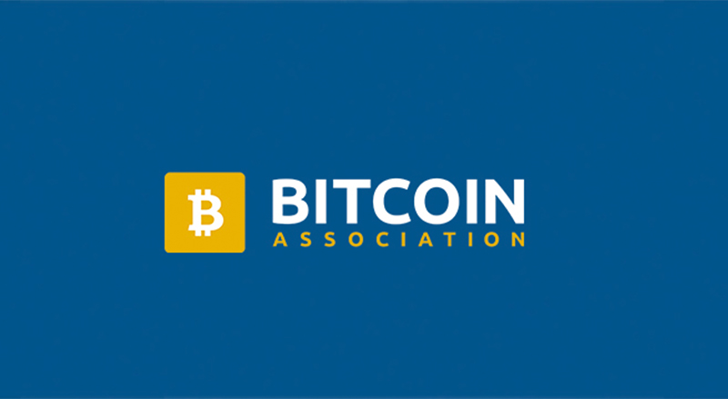 Logo of Bitcoin Association