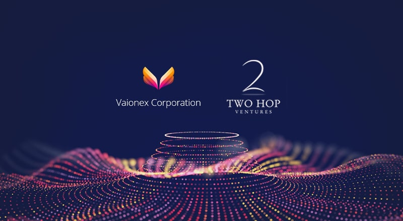 Vaionex Corporation and Two Hop Ventures logo