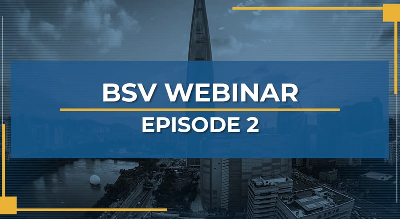 Thumbnail of BSV Webinar Episode 2