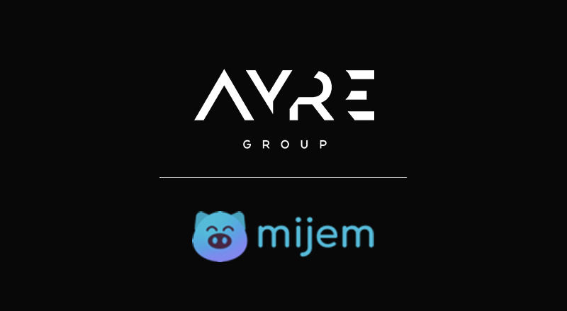 Ayre Group with Mijem logo