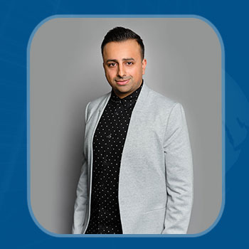 nChain director of business services Simit Naik