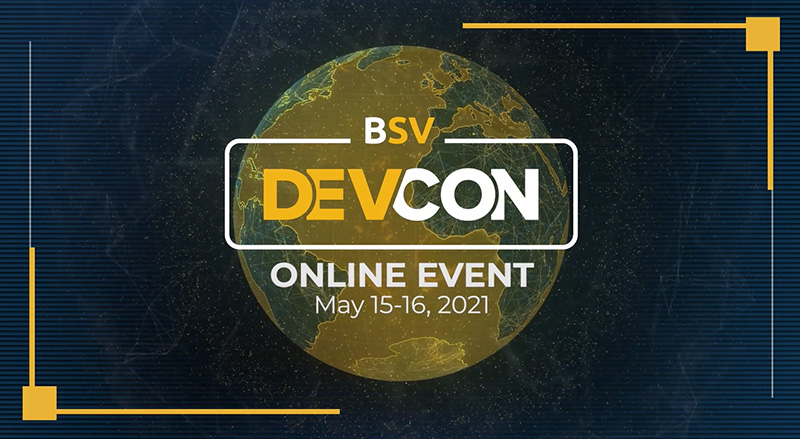BSV DevCon 2021 | Opening remarks by Jimmy Nguyen and Steve Shadders