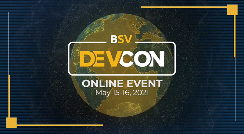 BSV DevCon 2021   Specialised transaction types by Steve Shadders and Matej Trampus