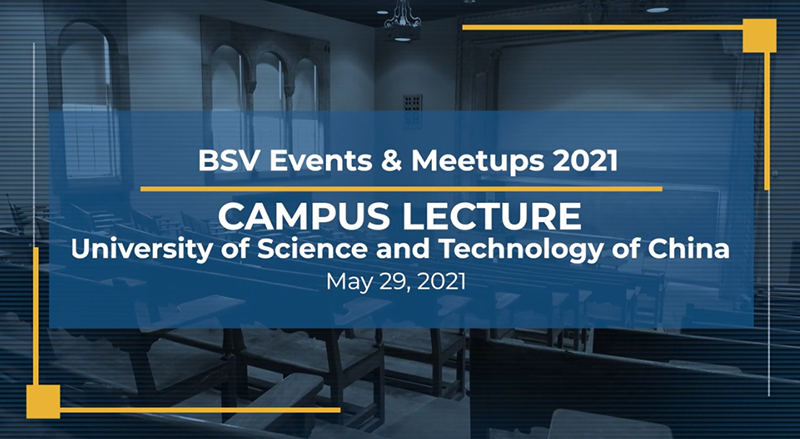 Campus Lecture | Building the next generation of the internet with blockchain by Sunny Fung
