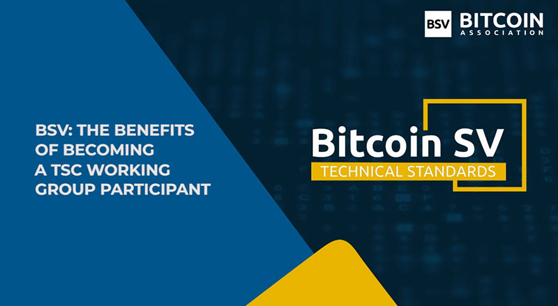 BSV Webinar | The benefits of becoming a BSV TSC working group participant