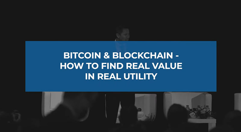 Blockchain How to find real value in real utility